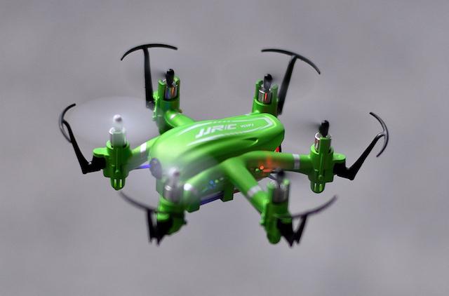 JJRC mini dron H20W con WIFI y FPV
