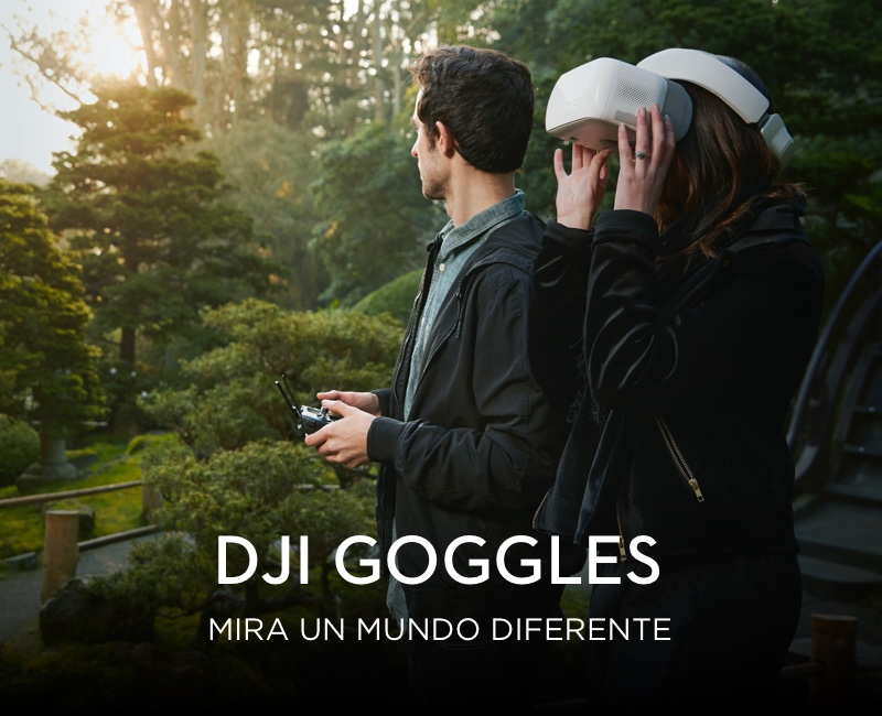 gafas VR dji tienda comprar en chile